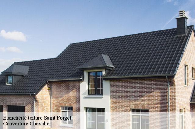 Etanchéité de toiture à Saint Forget tél: 01.85.53.56.86